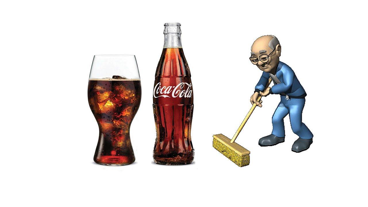 I 5 Modi Per Usare Coca Cola Nelle Pulizie Di Casa Curiosity News
