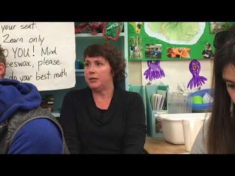 Ross Valley Charter School Walton Family Fund donation discussion