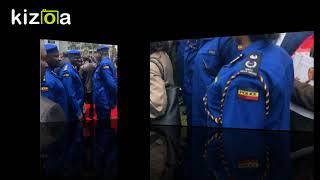 NEW KENYA POLICE UNIFORM UNVEILED BY UHURU KENYATTA