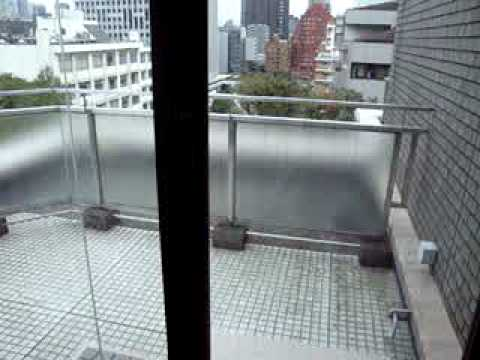 Touwa-Sugiyama-Penthouse in Minat-ku Tokyo