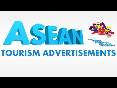 ASEAN Tourism Ads - Southeast Asian Countries Tourism Commer