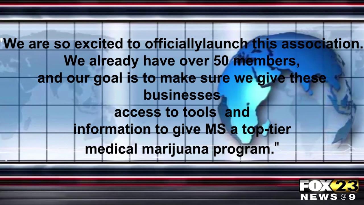 MS Medical Marijuana Association accepting membership applications