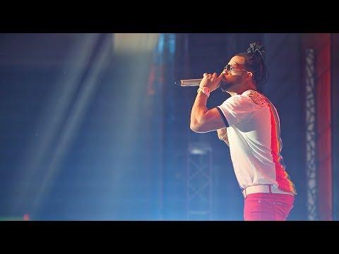 El Alfa - Dema Ga Ge Gi Go Gu (En Vivo | Live)