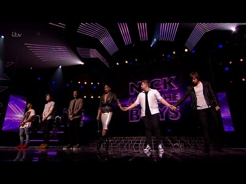 The X Factor UK 2015 S12E14 Judges' Houses The Guys' Results Finalists Announced
