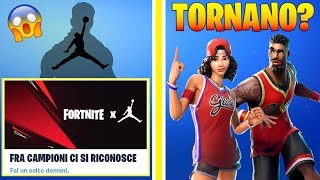 MICHAEL JORDAN SU FORTNITE? SKIN DI BASKET IN ARRIVO?