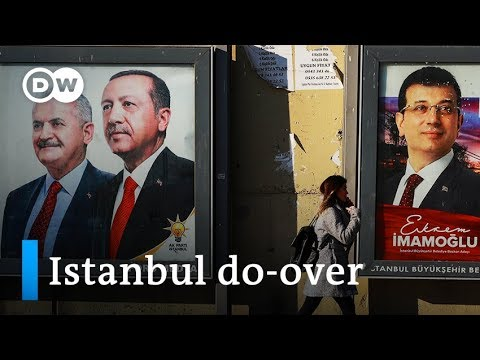 Instanbul mayoral election rerun: Imamoglu or Yildirim? | DW News