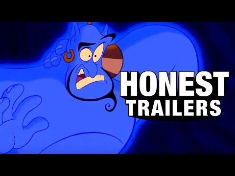 Thumbnail: Honest Trailers - Aladdin