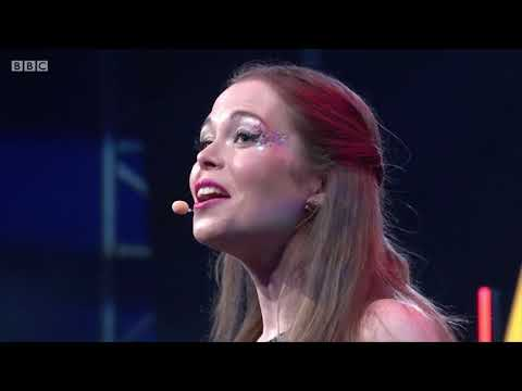Juliette Burton at BBC Edinburgh Festivals