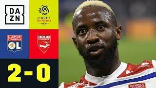Moussa Dembele leitet Sieg für TSG Hoffenheims Gegner ein: Lyon - Nimes 2:0 | Ligue 1 | DAZN