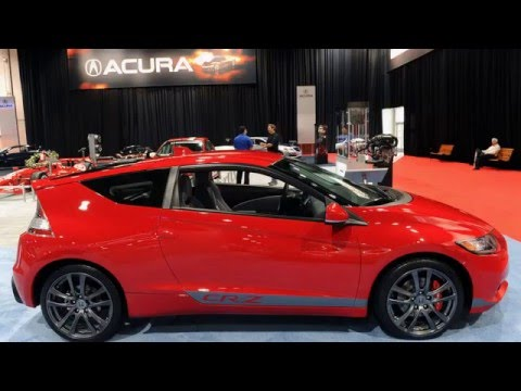 2017 Honda Cr Z Hpd Supercharged Specification