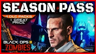 Black ops 3 zombies ☆ dlc 5 included in season pass?!