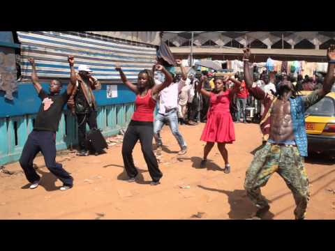 First Dance Flash Mob in Cameroon