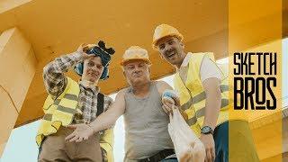Keby boli YouTuberi robotníci | Sketch bros
