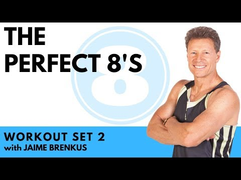 The Perfect 8's Workout Set 2 With Jaime Brenkus