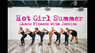 """""""Hot Girl Summer"""" by Megan Thee Stallion - Dance Fitness With Jessica"""