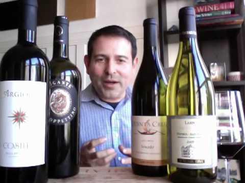 Wine Descriptors - James Melendez