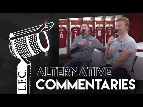 Alternative Commentaries: Fowler and Kuyt v Real Madrid  One mistake and youre off Dirk