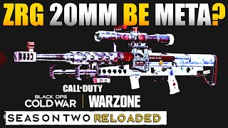 How to Unlock ZRG 20MM Sniper in Warzone & How it Fits in Sniper Meta | ZRG Best Class Setup/Loadout