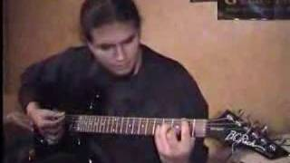 arch enemy cover (time capsula)