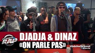 "Djadja & Dinaz - Freestyle ""On parle pas"" [Part. 4] #PlanèteRap thumbnail"
