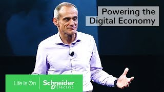 Hong Kong Innovation Summit 2017: Powering the Digital Economy | Schneider Electric