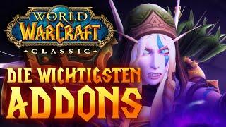 WoW Classic - Die wichtigsten Addons zum  erfolgreichen Start | World of Warcraft thumbnail