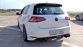 Volkswagen Golf 7 R HPT Stage 2 w/ Akrapovic Exhaust System