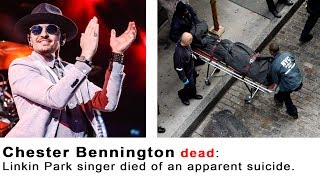 Suicide Note: No one cares until you are dead (proven  by Chester)