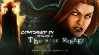 Cognition: Episode 2 - The Wise Monkey Gameplay [ PC HD ]