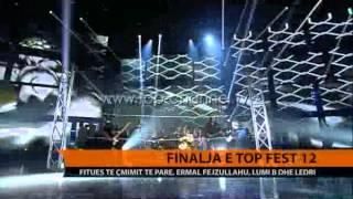 """Ermal Fejzullahu, Lumi B dhe Ledri Vula fitojnë """"Top Fest 12"""" - Top Channel Albania - News - Lajme"""