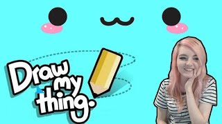 U JELLY? | Draw My Thing
