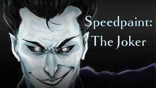 --Speedpaint-- The Joker