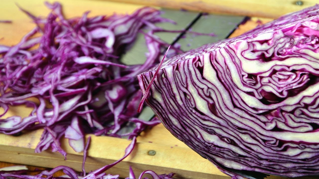 Homegrown | Braised Sweet and Sour Red Cabbage