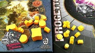 Recensioni di Chiara: Terra Mystica VS Progetto Gaia (giochi da tavolo)