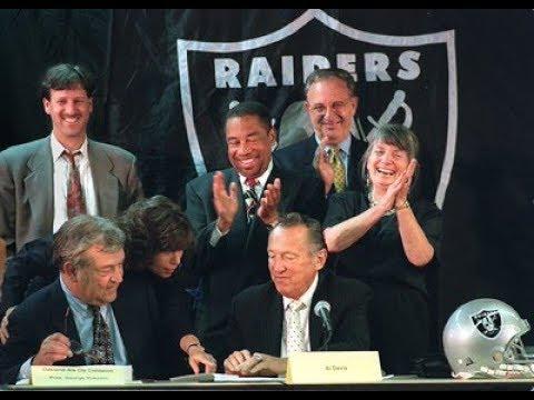 Fmr Oakland Mayor Elihu Harris Talks Raiders, Las Vegas, NFL