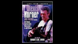 Alexis Korner  - Hoochie Coochie Man