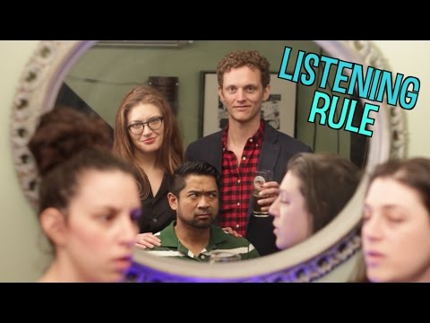 better if you didn't s2 : listening rule