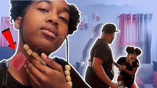 """H*CKEY PRANK"" ON OVERPROTECTIVE BROTHER !!! * HE ALMOST FOUGHT ME *"