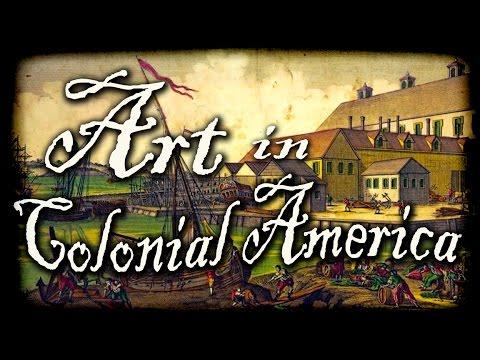 Art in Colonial America