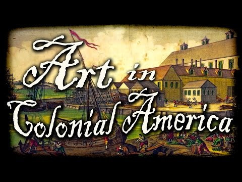 Art in Colonial America