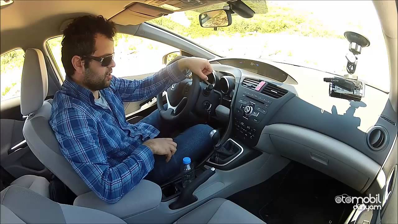 Test - Honda Civic Hatchback - YouTube