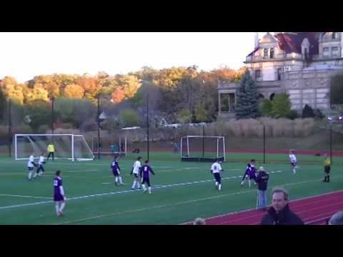 Masters Varsity Soccer vs The Harvey School  10/28/16
