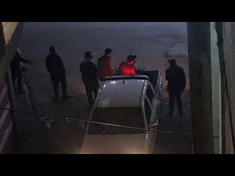 مسلحون مجهولون يطلقون النار على المتظاهرين في العراق  - 20:00-2019 / 12 / 6