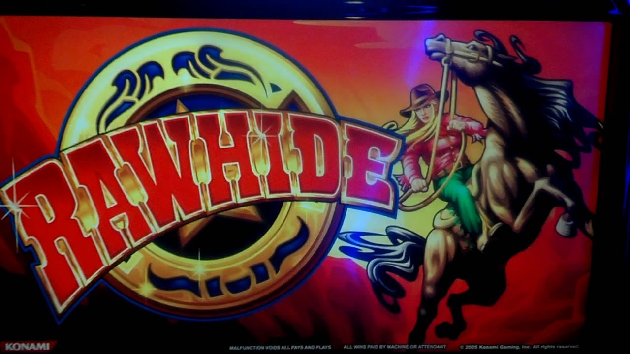 Rawhide Slots