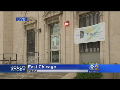 East Chicago Post Office Reopens After Employee Injured In Pipe Bomb Blast