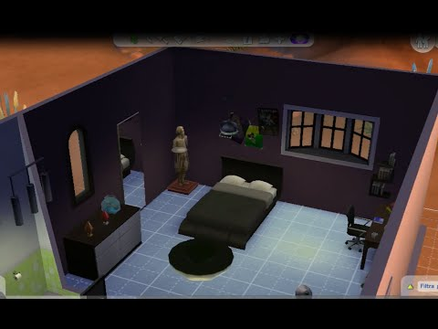 Camera Da Letto Padronale The Sims : The sims let s play ita ep extreme makeover camerette