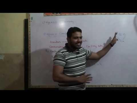 lec#01 Organic Chem (BIE karachi) urdu by Ahmad malik