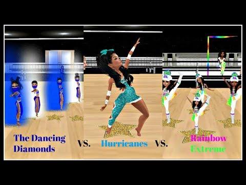 END OF SUMMER SLAM! | Imvu Baby Dancing Dolls