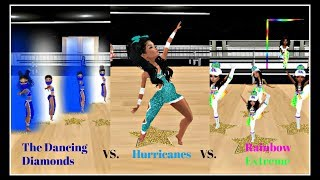 This battle was hosted by the Baby Dancing Dolls on IMVU. Between t...