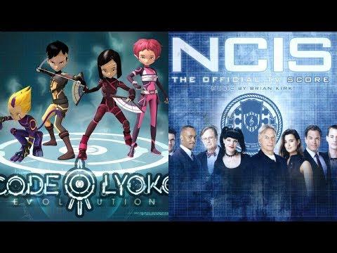Code Lyoko Evolution theme song with NICS theme song